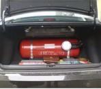 ГИБДД объявила войну автомобилям с газовым оборудованием