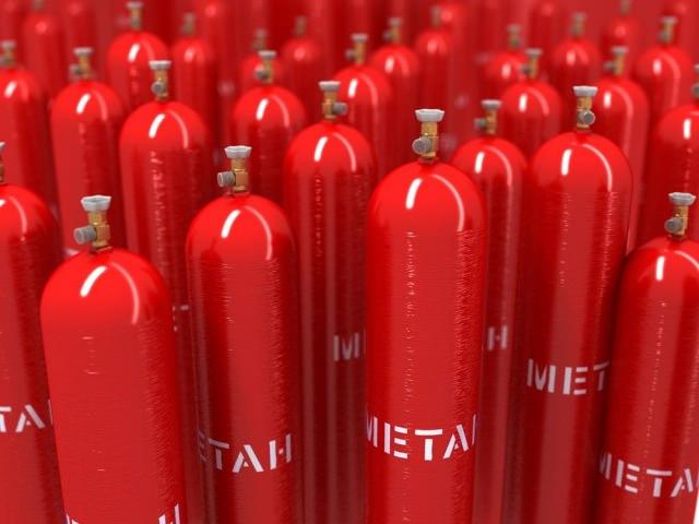 взрывоопасность метана